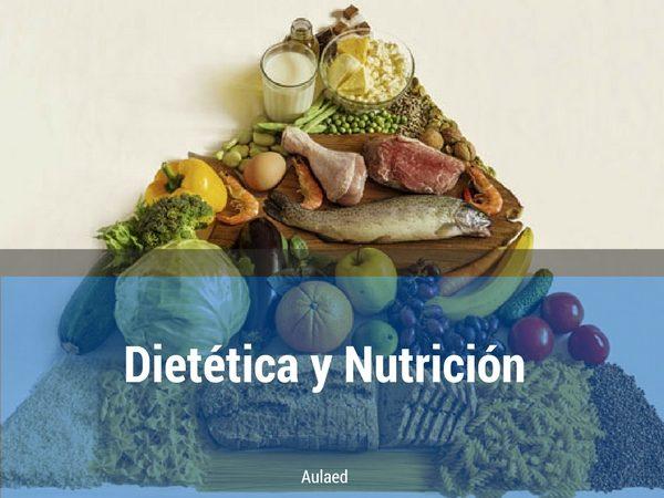 Curso Dietetica y nutricion