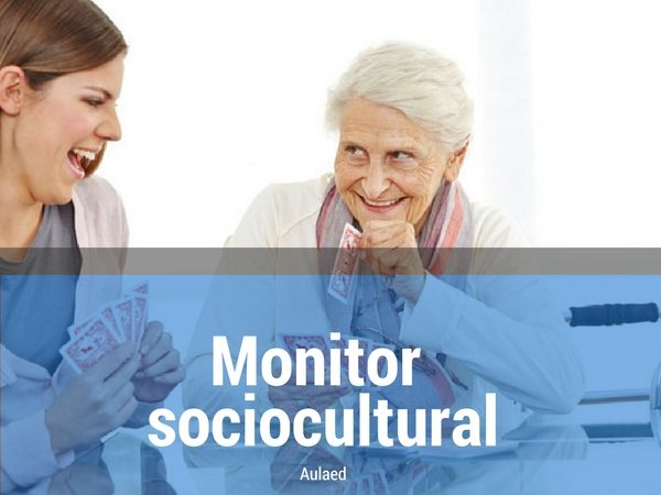 Curso monitor sociocultural