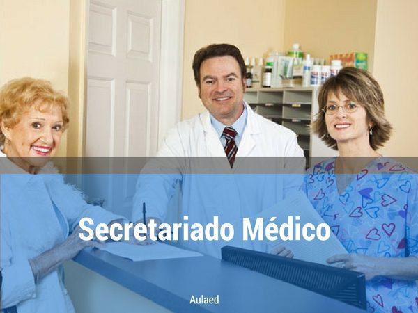 Curso de secretariado medico