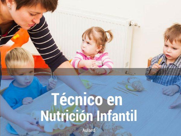 Curso Tecnico en Nutricion infantil