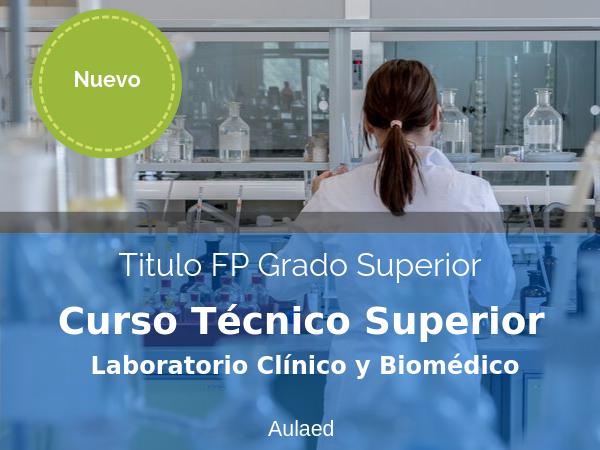 Tecnico Superior en Laboratorio Clínico y Biomedico