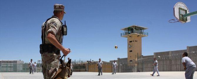 Cursos Instituciones Penitenciarias